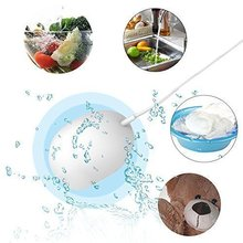 Newest Ultrasonic Multi-functional Mini Portable Laundry Washing Machine Washer Cleaner Cleanser for Clothes,Towels, Underwears,