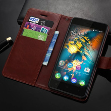 For BQ 5032 Case Luxury Retro Flip Leather Case+Soft Silicone Wallet Cover For BQ BQS-5032 Element Phone Coque Fundas Bag Shell
