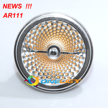 Cylindrical Shape CREE COB 20W LED Spot Light AR111 G53 LED Lighting Bulbs QR111 GU10 Dimmable AC85-265V/DC12V 3 Years Warranty