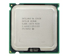 INTEL XEON E5430 SLANU SLBBK Processor 2.66GHz 12M 1333Mhz CPU Works on LGA775 motherboard