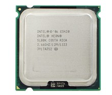 INTEL XEON E5430 SLANU SLBBK Processor 2.66GHz 12M 1333Mhz CPU Works on LGA775 motherboard(China)