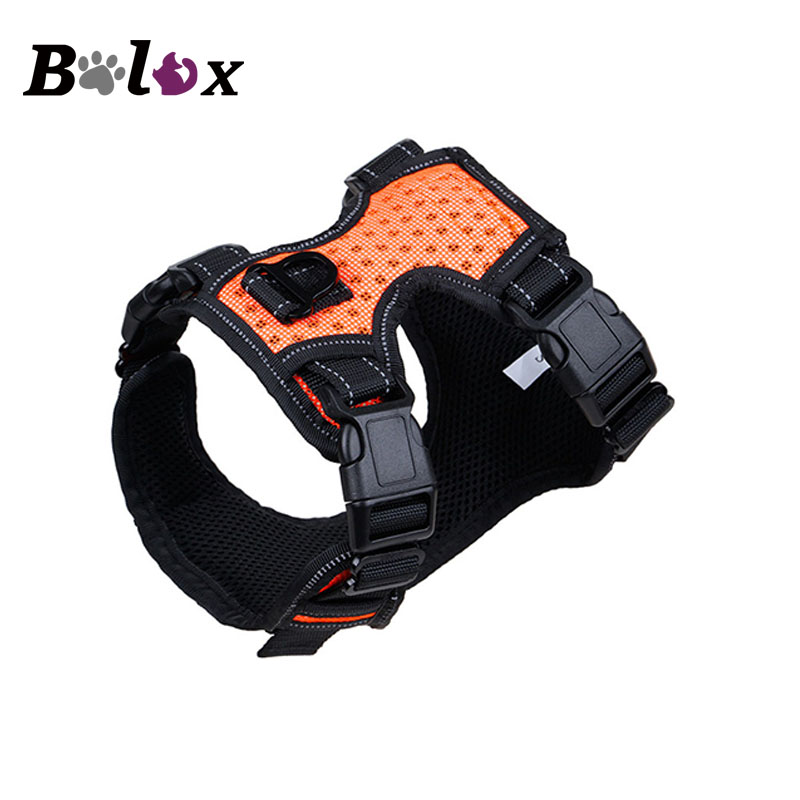 Adjustable Pet Harness Walking Hand Strap Vest for Small Medium Large Dogs Outdoor Lead Puppy Collar Pet Supplies Dropshipping