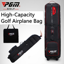 Brand PGM, Golf Travel Bag Airplane Traveling Cover Case Carrier. Stand Golf Caddy Bag Can Be Put In. Thicker Soft Sponge Inside(China)