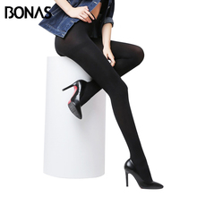 Hot Classic Sexy Women 120D Opaque Footed Tights Pantyhose Thick Tights Stockings Women Fashion Tights S711-120D best price(China)