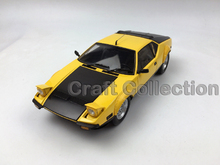 * Yellow Kyosho Diecast Model Car for 1:18 De Tomaso Pantera GTS Muscle Car