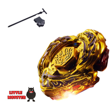 2015 toy Beyblade for sale Metal Fusion 4D set L-DBAGO GOLD DF105LRF kids game toys Christmas gift gyroscope
