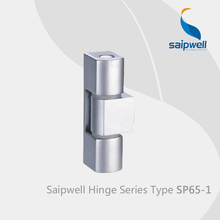 Saipwell SP65-1 toilet cubicle door hinges zinc alloy soft closing cabinet door hinges hinges for shower screen 10 Pcs in a Pack