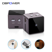 DBPOWER Mini Camera Full HD 1080P Voice Video Recorder Sport Outdoor DV Micro Camcorder with Motion Detection AV Output TF Slot(China)