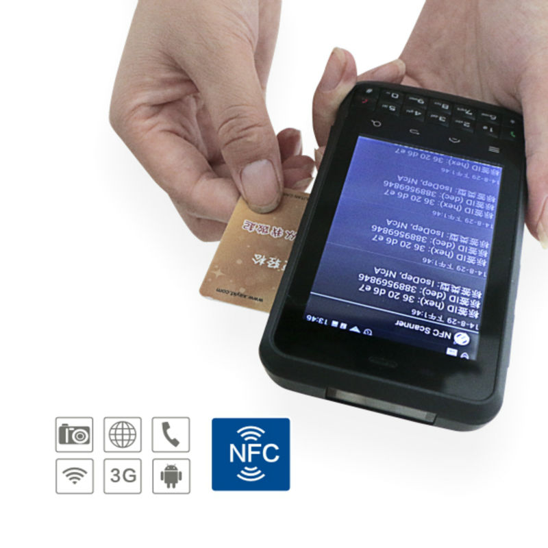 Android Rfid reader