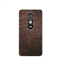 08478 skin leather brown cell phone case cover for For Motorola Moto G3 G4 X+1 PLAY PLUS ONE style