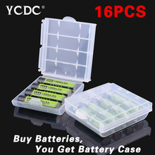 YCDC 1000mAh Portable AAA Battery 1.2V Ni-MH Rechargeable Cells High Capacity Durable Long Lasting For Torch Flashlight