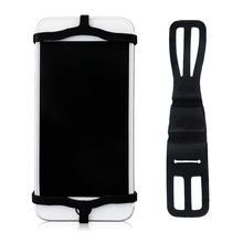 Universal New Design Silicon Bandage cellphone Bike Bicycle Mount Holder Stand For iphone 6 7 for Xiaomi for Samsung  z20