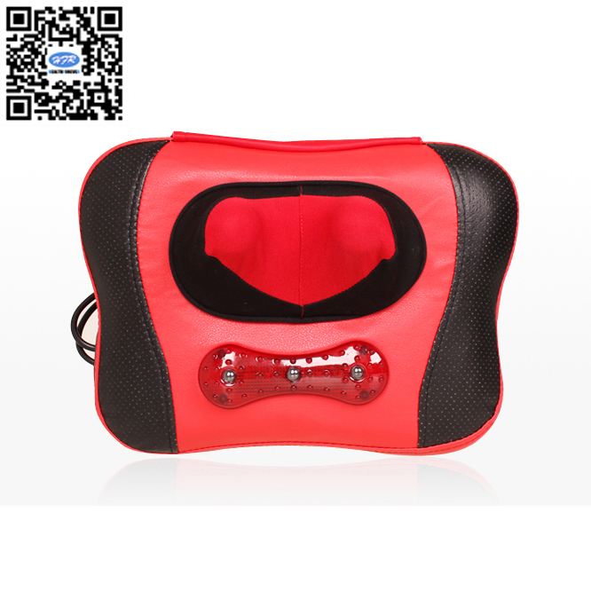 HFR-818-3B Healthy butterfly pillow infrared magnetic therapy spine massage pad / waist massage pillow / neck massage cushion<br><br>Aliexpress