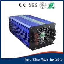2016 New Inverters 3000W Inverter Pure Sine Wave Inverter 6000W Peak Power 12v to 110v 60hz /12v to 220v 50hz