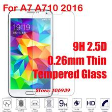 Best Cheap Anti-Scratch 9H Hard 2.5D 0.26mm Phone Accessories Glass Screen Protector For Samsung Galaxy A7 A710 2016 A 7