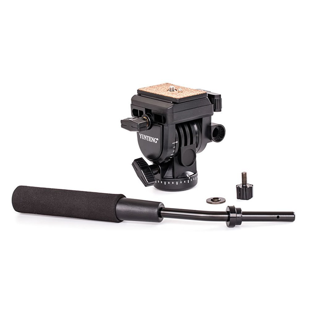 YUNTENG-YT-930-Heavy-Duty-Camera-Tripod-Ball-Head-with-2-Quick-Release-Plates-for-Canon (5)