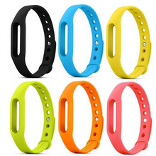 for Xiaomi Mi Band 2 TPU Case Wristband Wearable Cover Wrist Strap Silicone Case for Xiaomi Mi Band 2 Smart Wristband Bracelet