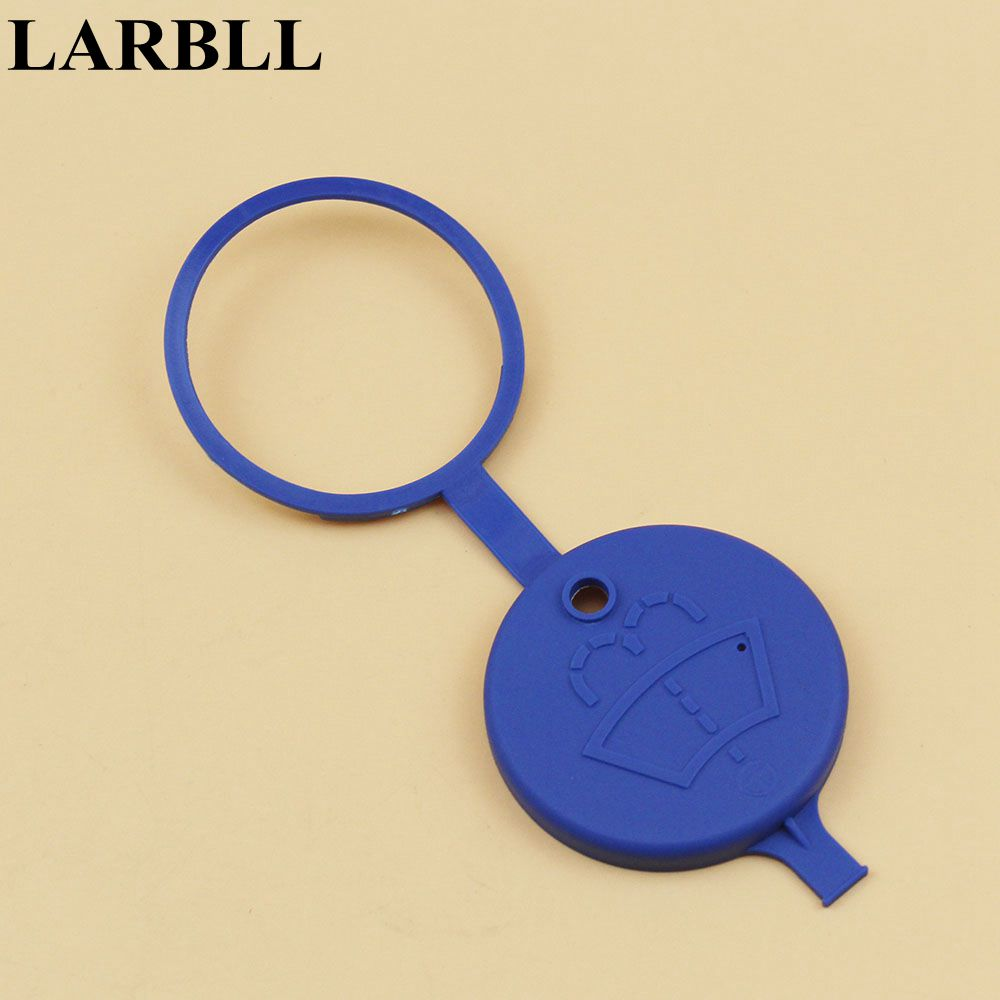 LARBLL Windshield Wiper Washer Fluid Reservoir Tank Bottle Cap For Peugeot 106 205 206 306 307 406 Citroen C4 Picasso Saxo Xsara(China)