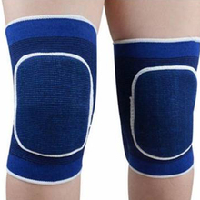 New Breathable Warmth Basketball Football Sports Safety Kneepad Volleyball Knee Pads Training Elastic Knee Support Knee Protect(China)