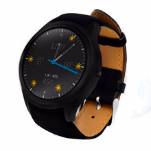 Original NO.1 D5+ 1GB RAM 8GB ROM MTK6580 450mAh Android 5.1 WiFi Smart Watch Health Heart Rate Monitor