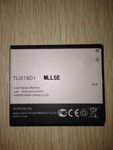 MLLSE TLi018D1 original  Battery use for alcatel one touch  TLi018D1 cell phone