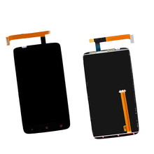 Touch Screen Digitizer Sensor Glass + LCD Display Monitor Screen Panel Assembly For HTC One X+ / One X Plus S728e + 3M tape