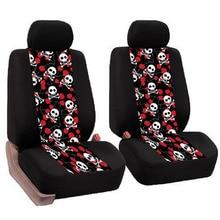 Universal Skull Car Seat Cover Interior Accessories Auto ProtectorChina