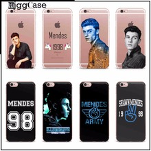 Hit pop singer Shawn Mendes Magcon cover for Apple iphone 7 4 4S 5C 5 5S SE 7Plus 6 6S Plus TPU soft silicone phone case cover