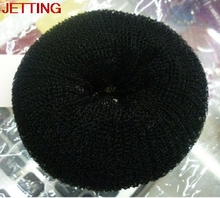 JETTING-Hot Sale Hair Styling Donut Magic Sponge Bun Ring Maker Former Twist Tool Hair Disk  3 sizes