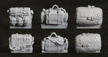 1/35 Resin Model Modern military backpack model Vehicle supply package B (3Pack)