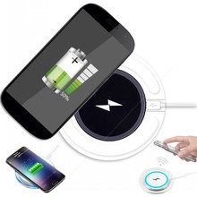 Wireless Charger Cases Charging Pad Dock For Lumia 920 1520 Nexus 5 6 7 Yota Yotaphone 2 Wireless Charger Mobile Phone Accessory(China)