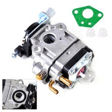 DWCX 2 Stroke Carburetor 10mm Carb for Mini Moto Blade Goped with 26CC Tanaka Purefire engine Scooter Pocket Bike Dirt Bike(China)