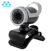 MEMTEQ 12 Megapixel HD Web Camera USB 2.0 Web Cam 360 Degree Webcam with Sound Absorption Microphone for Computer PC Laptop(China)