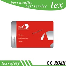 RFID Chip card Manufacturers Make 125HZ ISO11785 TK4100 Contactless Plastic pvc smart chip ID Card(China)