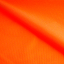10 Yards Orange Nylon Fabric Outdoor Waterproof Tent Fabric Ripstop Kite Fabric 40D Lightweight For Flag Banner