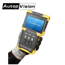 VD-T61 4.0 Inch HD IPC CCTV Tester  IP Camera Tester Combine Tester Support ONVIF, RTSP, RTP / 485 POE