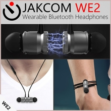 Jakcom WE2 Wearable Bluetooth Headphones New Product Of Satellite Tv Receiver As Hd Modulator Azbox Bravissimo Twin Satlink Ws