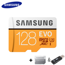 Buy SAMSUNG Microsd Card 8g 16gb 32gb 64gb 128gb 100Mb/s Micro SD Memory Card TF Flash Card Phone Class10 SDHC SDXC Free Adapter for $4.93 in AliExpress store