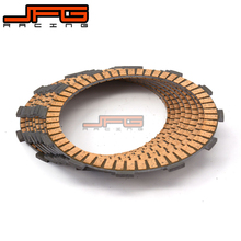 Motorcycle Friction Clutch Plates Disc For BMW K1300R 2009 2010 2011 2012 K1300S 09 10 11 12 2013 2014 2015(China)