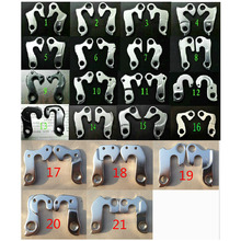 Universal Number 1-21 Bike Alloy Rear Derailleur Hanger MTB Road Bicycle Racing Cycling Mountain Frame Gear Tail Hook Parts