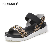 Summer shoes Hot Selling sandals women 2017 peep-toe flat Shoes Roman sandals Women shoes sandalias mujer sandalias high quality(China)