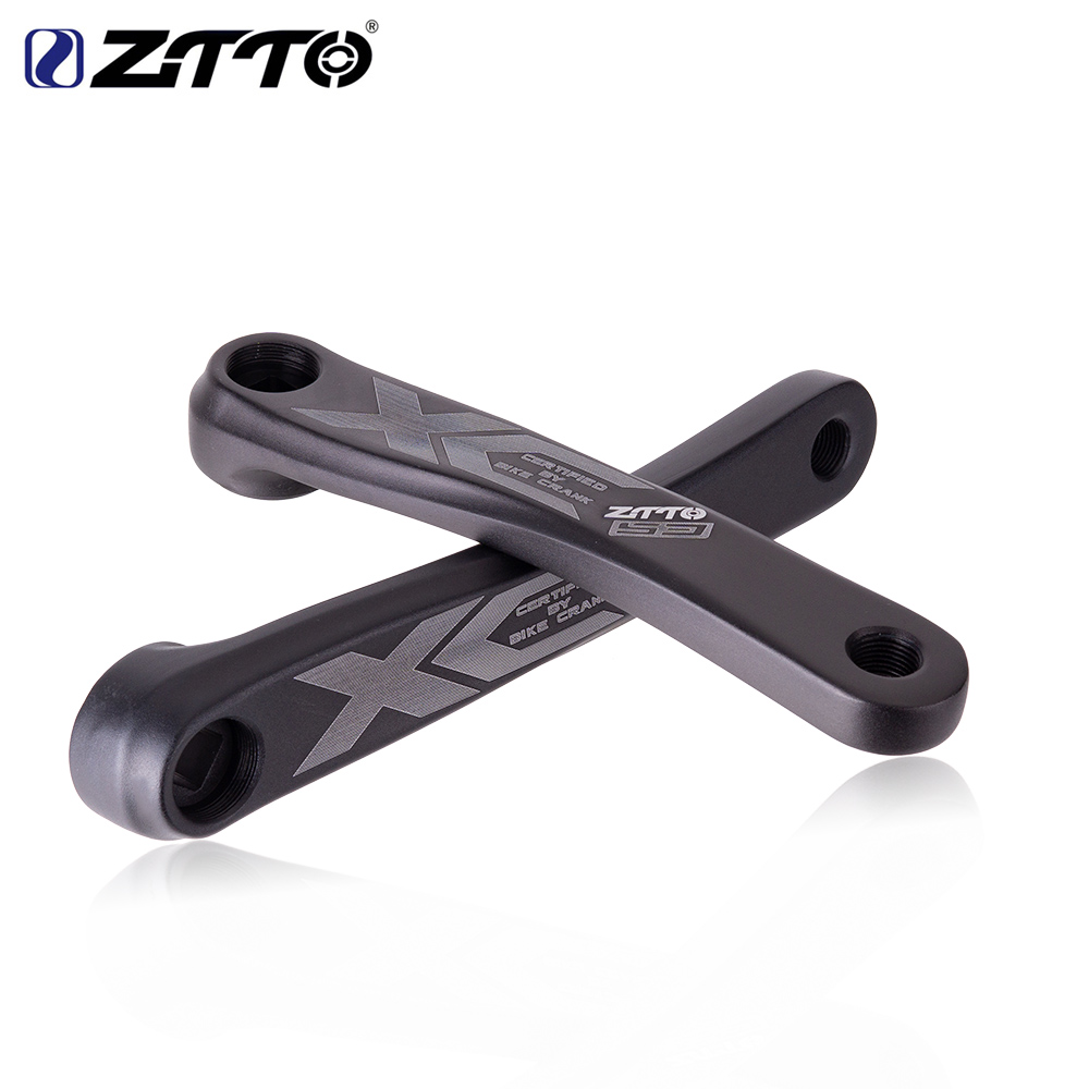ZTTO Mountain Bike Crankset 170mm BCD104 Crank Arms /& Bottom Bracket /& Chainring