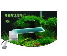 Odyssea 36w pl clip on lighting, 6500k for plant tank/Aquarium PL lamp lamp lights the sea water plant