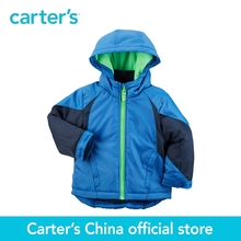 Carter's 1pcs baby children kids Color blocking Outwear Jacket CL216633,sold by Carter's China official store(China)
