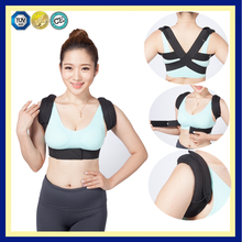 approved by CE&FDA posture corrector,back support belt,lumber sleeve shoulder brace with a good quality