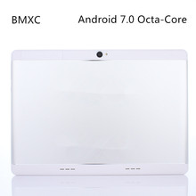 Original 10.1inch Android 7.0 Octa Core Tablet 4G LTE Dual SIM Phone Call  32GB ROM 2GB RAM WIFI bluetooth FM GPS Tablet PC+Gift