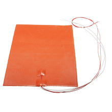 220V 30x20CM 750W Waterproof Thermostor Silicone Heating Pad For 3D Printer Heated Bed  3D Printer Parts & Accessories
