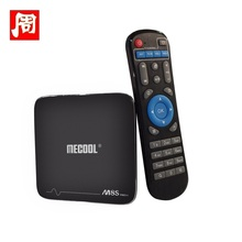 2GB/16GB Amlogic S05X M8S Pro + Octa Core Android 7.1 2.4G Wifi Support IEEE 802.11 b/g/n 4K 10/100 M LAN android smart tv box(China)