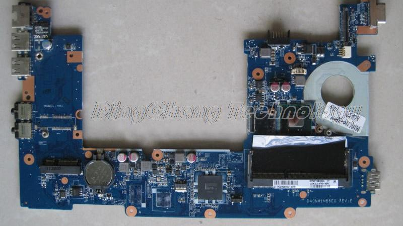 HOLYTIME laptop Motherboard For hp MINI110-3000 210-3000 650737-001 for intel N455 cpu with integrated graphics card 100% tested