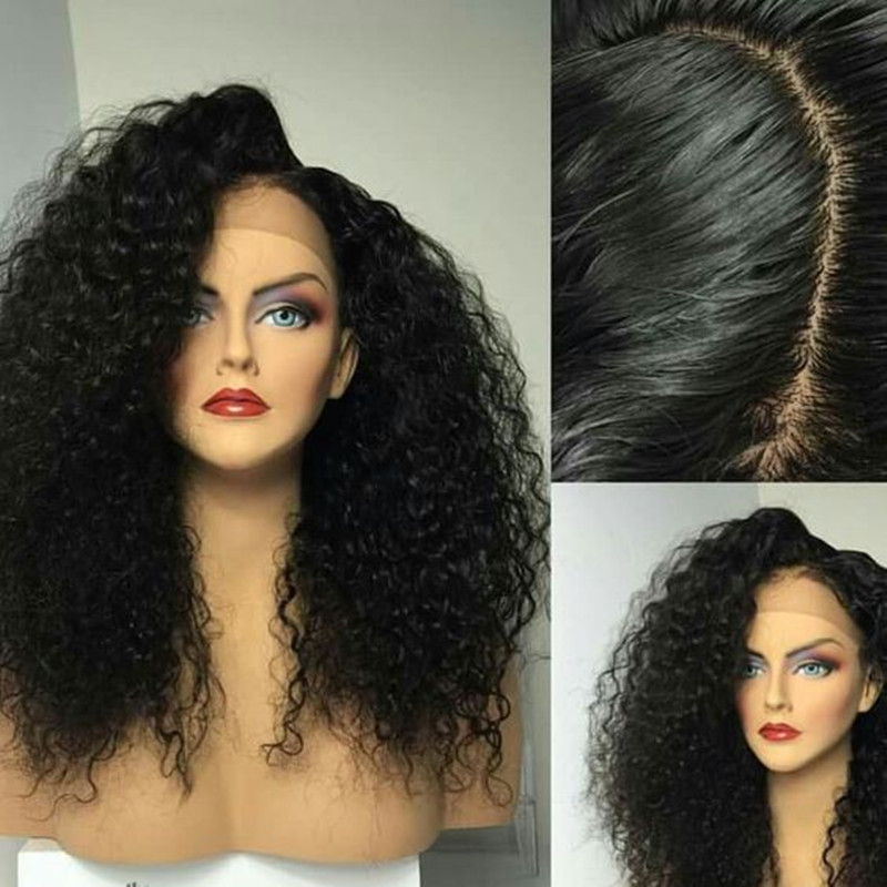 Freeshipping US hair style afro kinky curly can braided lace front wigs baby hair synthetic lace front wigs heat resistant combs<br><br>Aliexpress